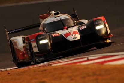 Jetzt doch: Toyota mit unterschiedlichem Erfolgsballast in Bahrain