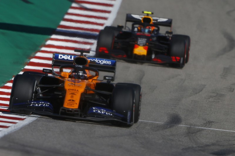 "McLaren-Teamchef Seidl lobt Sainz' ""großartigen"" sechsten WM-Platz"