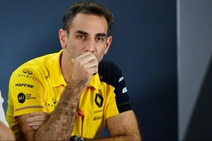 """Q2-Reifenregel: Renault-Teamchef poltert über """"dumme"""" Vorschrift"""