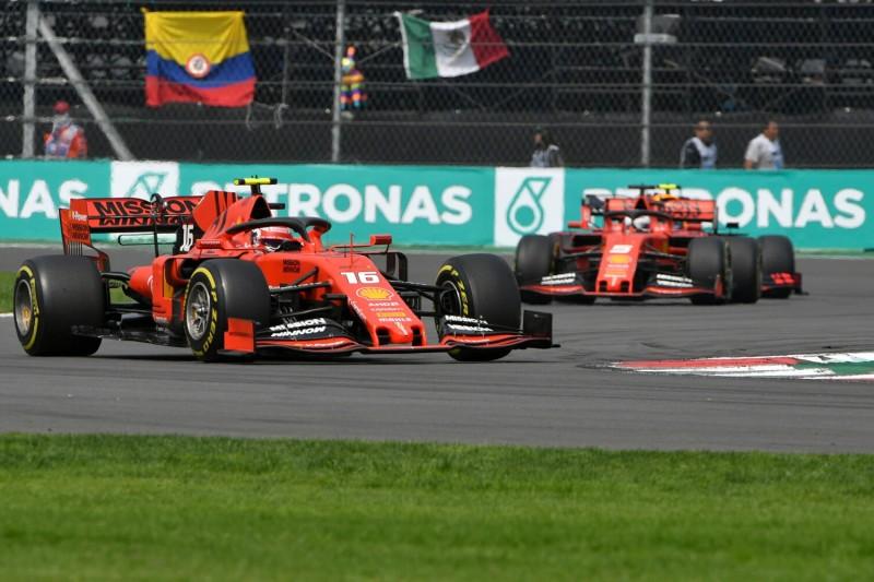 Ross Brawn: Leclerc gut genug, um Vettel herauszufordern