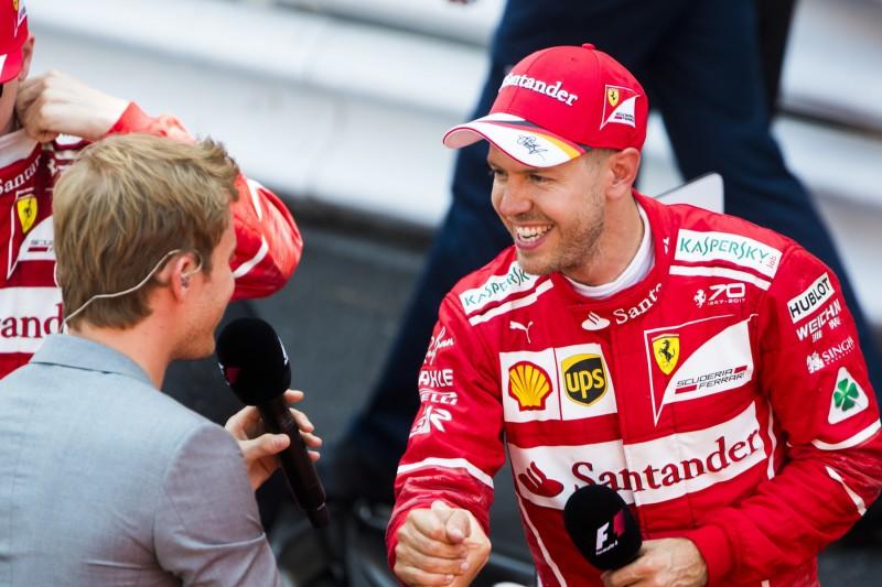 """""""Definitiv möglich"""": Tritt Vettel in Schumachers Fußstapfen?"""