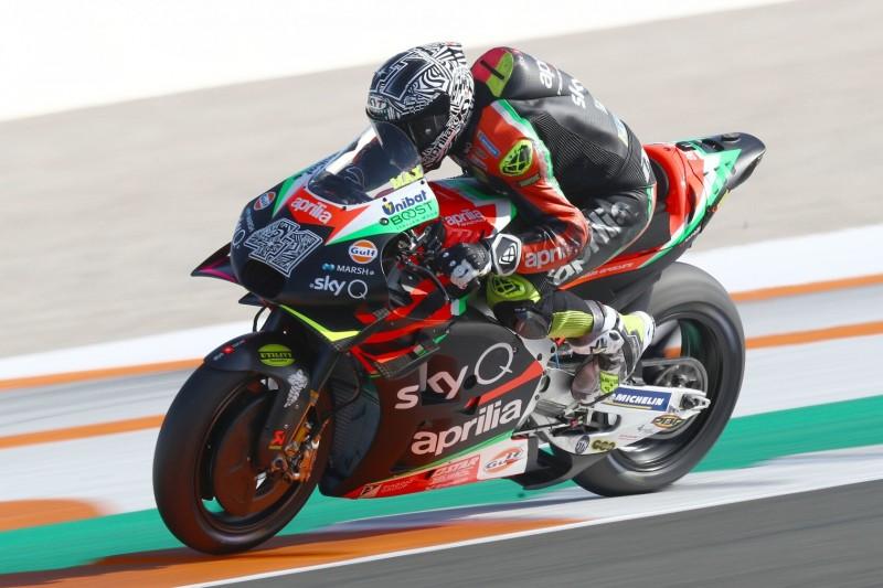 Aprilia nutzt Formel-1-Strategien, um Lücke in der MotoGP zu schließen
