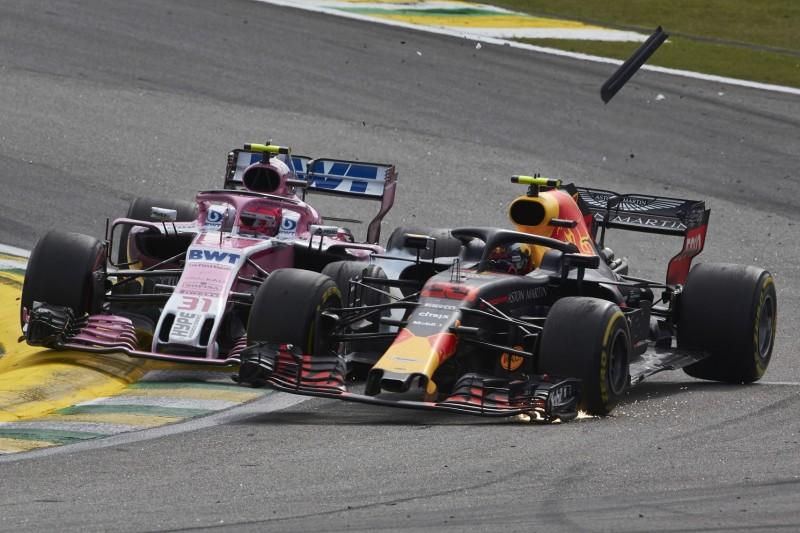 Esteban Ocon: Keine Angst vor nächstem Duell mit Verstappen