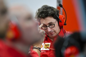 Gary Anderson: Binotto sollte nicht Ferrari-Teamchef sein
