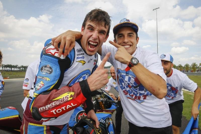 Alex Marquez: Welchen Rat ihm Bruder Marc für den Moto2-Titel gab