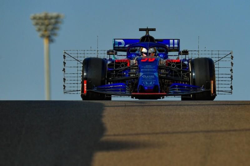 2020: Nur noch ein Testtag für Formel-1-Neulinge