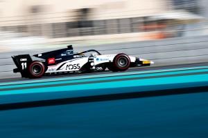 F2-Test Abu Dhabi: Deletraz vor zwei Rookies - Schumacher verpasst Top 10