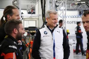 Neuer Einsatzleiter: BMW holt Ex-Formel-1-Mann