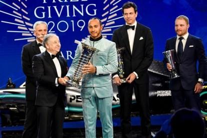 FIA-Gala 2019 in Paris: Weltmeister im Louvre ausgezeichnet