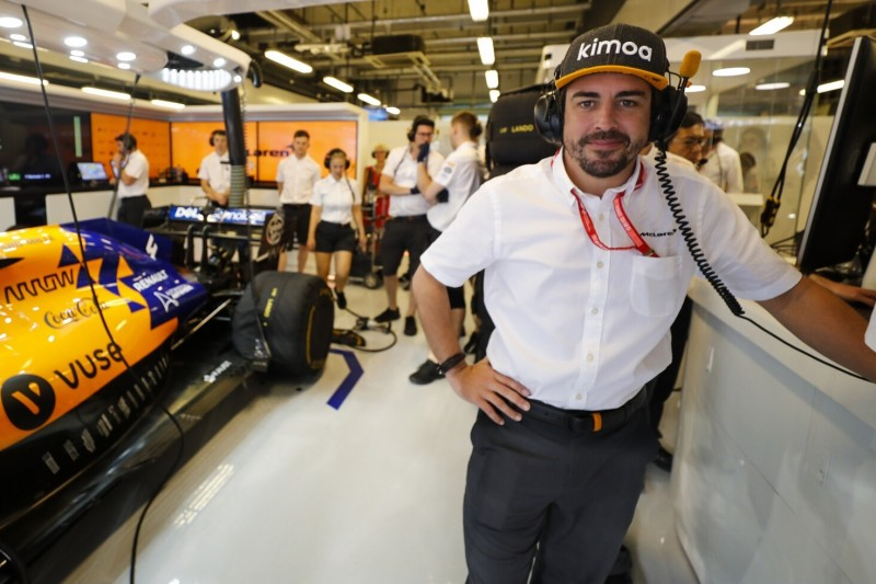 Fernando Alonsos Comeback-Plan: 2021 zurück in die Formel 1!
