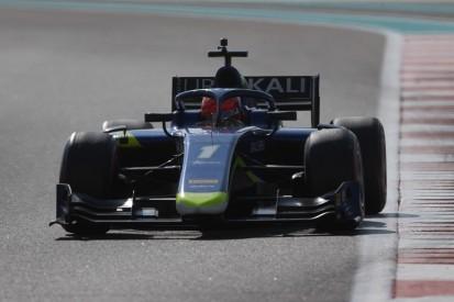 Formel-2-Test Abu Dhabi: Schumacher trotz Sessionbestzeit Zehnter