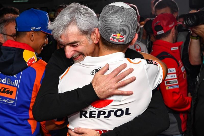 """Dall'Igna ehrt Jorge Lorenzo: """"Für mich ein sehr wichtiger Fahrer"""""""