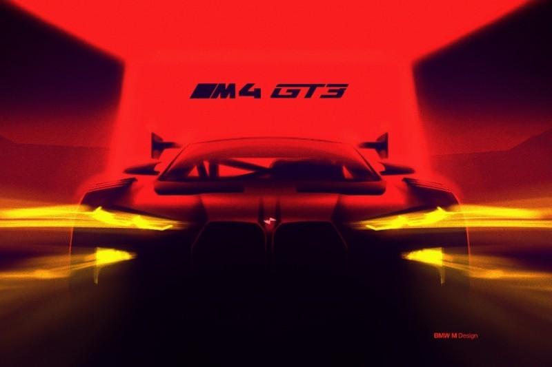 BMW M4 GT3 (2022) tritt Nachfolge des M6 GT3 an