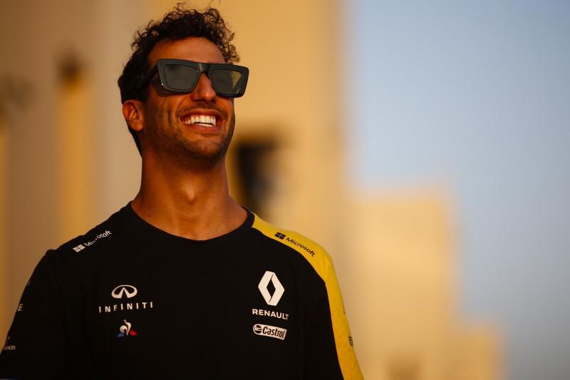 Daniel Ricciardo: Was ihn für 2020 optimistisch stimmt
