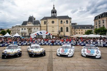Porsche 911 RSR auch 2020 viermal in Le Mans vertreten