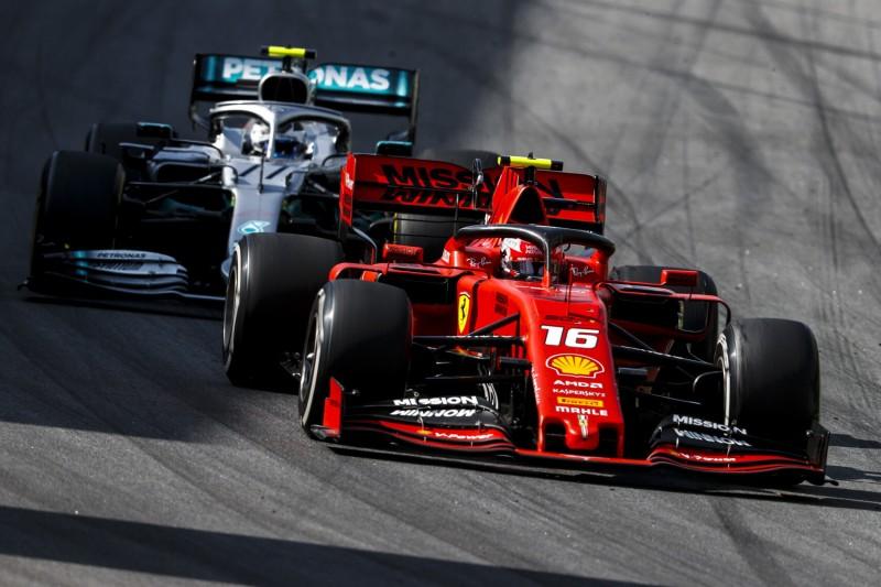 Mattia Binotto: Ferrari hat 2019 bereits im Design-Winter verloren