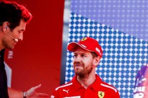 """Mark Webber: Sebastian Vettel ist """"kein guter Zuhörer"""""""