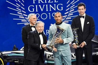 Lewis Hamilton: Seitenhieb gegen Ferrari bei FIA-Gala