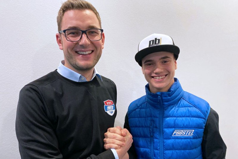 Deutsche Hoffnung: Prüstel holt Dirk Geiger für vier Rennen in die Moto3-WM