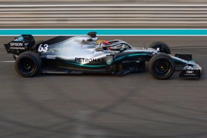 18-Zoll-Felgen am Formel-1-Mercedes: So sieht das aus!