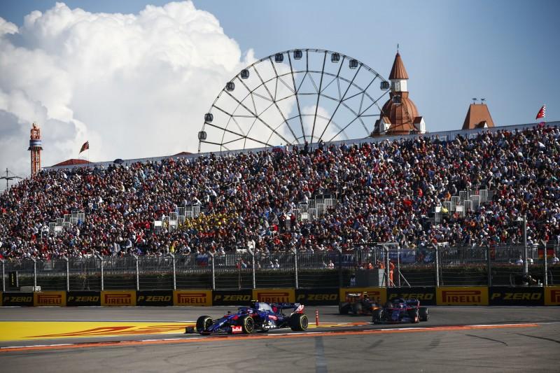 Doping-Urteil gegen Russland: Sotschi-Grand-Prix in Gefahr?