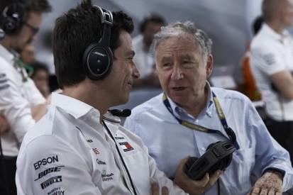 Todt: Mercedes wie einst Ferrari - nur besser!