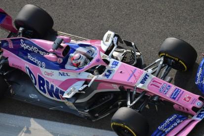 """Sergio Perez selbstbewusst: """"War 2019 besser als mein Auto"""""""