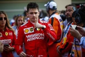 """Charles Leclerc: 2019 war eine """"merkwürdige"""" Saison"""