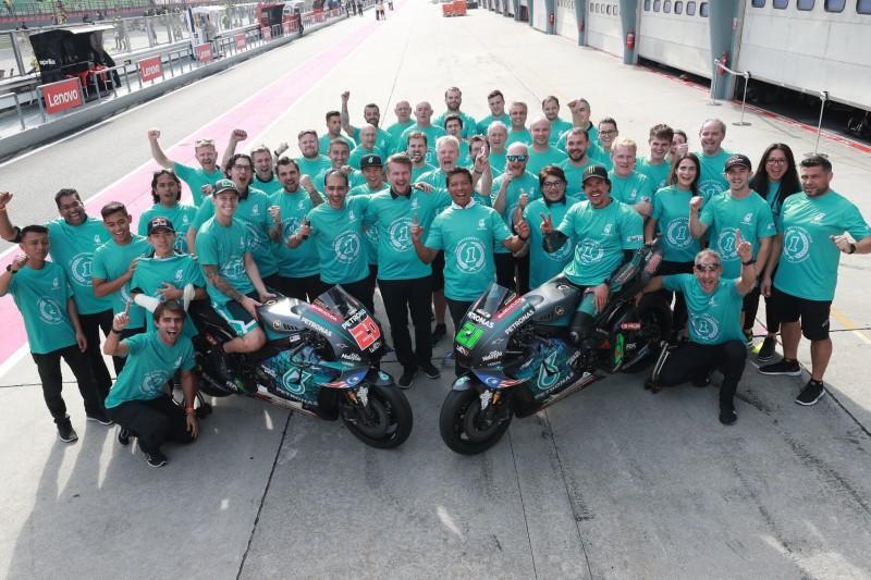 """""""Eine Märchensaison"""": Die Chefs von Petronas-Yamaha im Interview"""