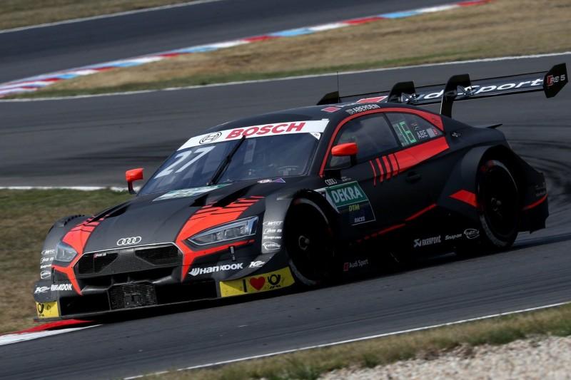 DTM-Überraschung: WRT-Audi 2020 mit Jones und Scherer