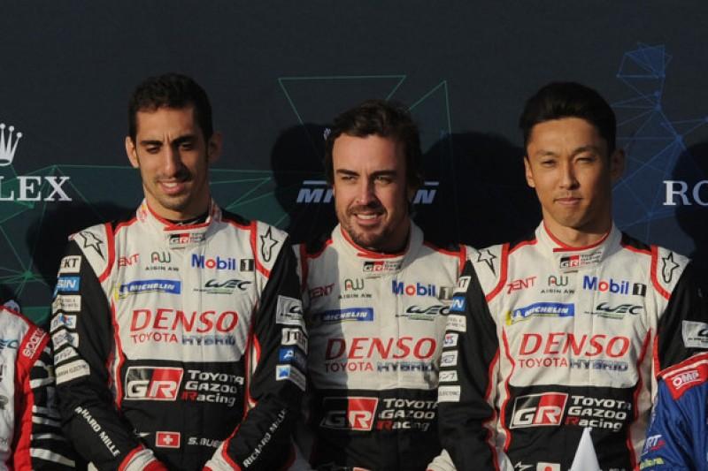 """Fernando Alonso eigensüchtig? """"Ruf und Fakten liegen oft auseinander"""""""