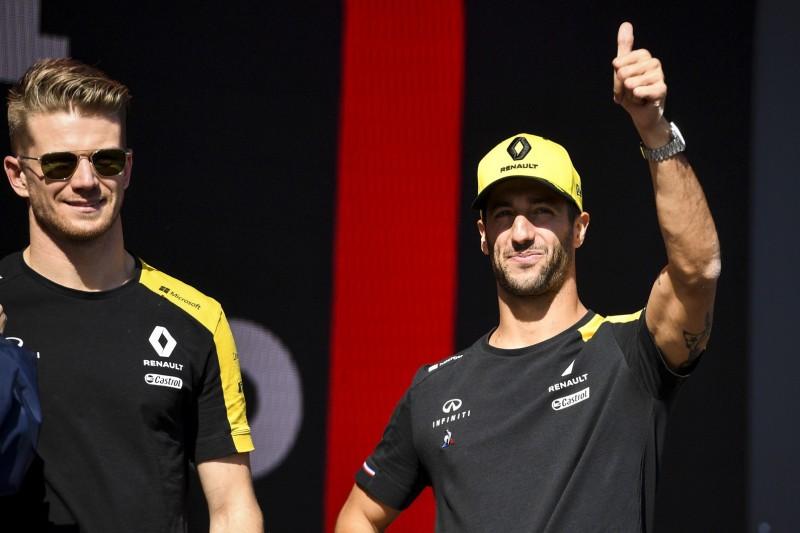 Daniel Ricciardo: Hülkenbergs Zeit ist noch nicht vorbei!