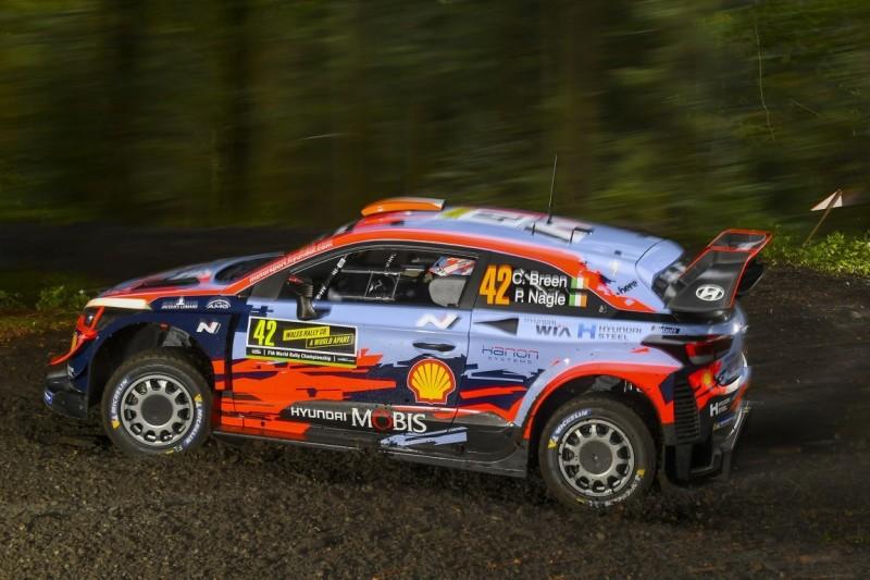 WRC 2020: Zweites Hyundai-Team für Mikkelsen und Breen?