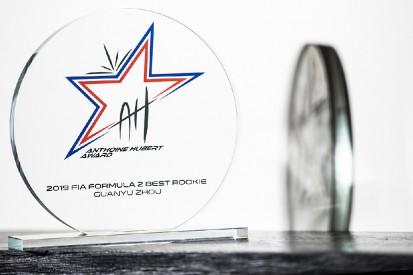 Formel 2 benennt Rookie-Auszeichnung nach Anthoine Hubert