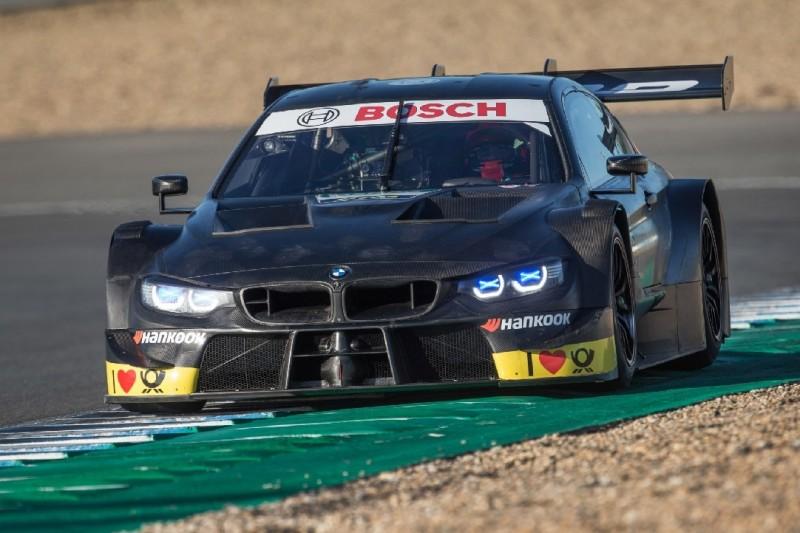 DTM-Test in Jerez: Kubica beeindruckt bei BMW-Premiere