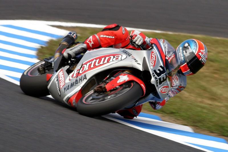 Marco Melandri: MotoGP-Rookies haben es leichter als in der Vergangenheit