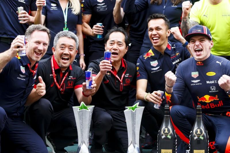 Christian Horner: Red-Bull-Honda hat Erwartungen 2019 übertroffen