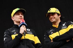 Carlos Sainz lobt Hülkenberg: Er ist ein großer Sportsmann