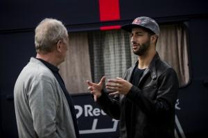 """Fuck you!"": Warum Daniel Ricciardo Red Bull wirklich verlassen hat"