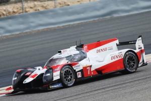 WEC-Testfahrten Bahrain: Yamashita schnellster Rookie