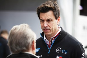 Toto Wolff: Formel E kann nie so groß werden wie Formel 1