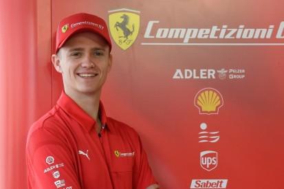 Ferrari holt zwei neue Werksfahrer in den Kader