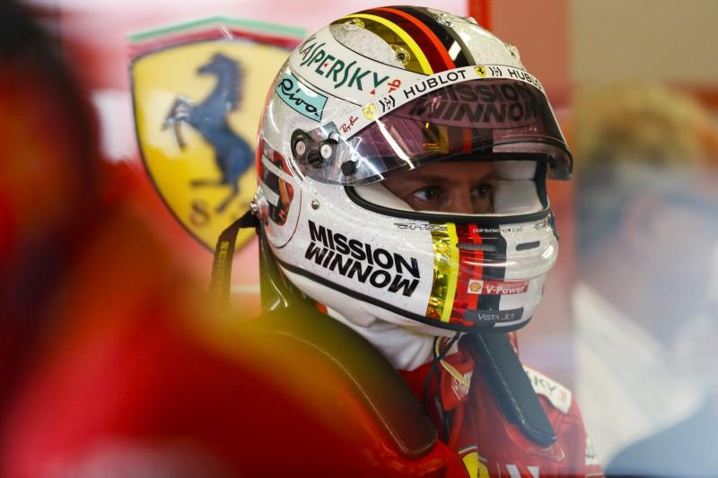 Sechs Wochen vegan gelebt: Vettel probiert's wie Hamilton