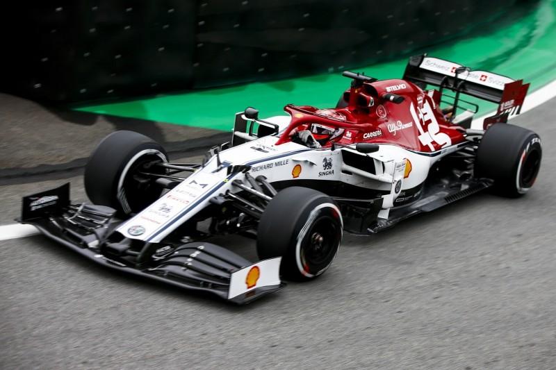 Kimi Räikkönen: Alfa 2019 viel einfacher als Ferrari 2014