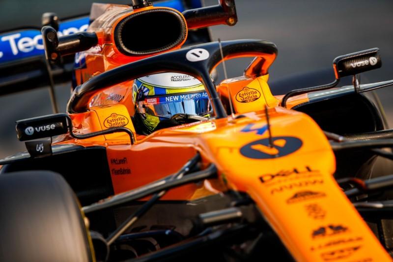 Formel-1-Rookie Norris verrät: Bahrain war das Highlight