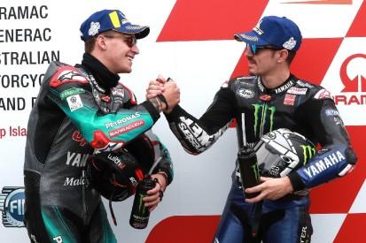 Esteban Garcia: Vinales ist die Referenz bei Yamaha, nicht Quartararo