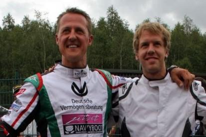 Sebastian Vettel: Werde in Deutschland immer die Nummer 2 bleiben