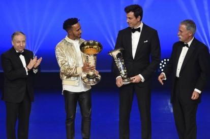 """Formel-1-Boss Chase Carey: """"Hoffe, dass Hamilton für immer fährt!"""""""