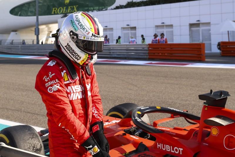 Strafpunkte 2019: Sebastian Vettel der böse Bube der Formel 1