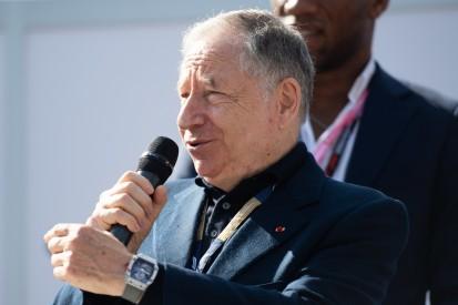 FIA-Präsident Jean Todt: Elektrische Formel 1 in naher Zukunft kein Thema